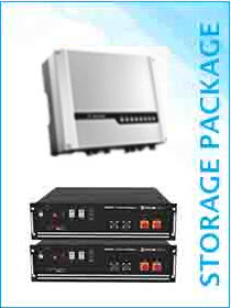 GoodWe 3.6kw ES Hybrid / Pylon 7.0kwh Package Including Cabinet
