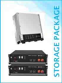 GoodWe 5.0KW EM Hybrid / Pylon 7.0kwh Package