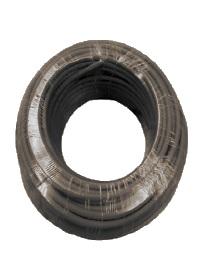 Helukabel 4mm2 single-core DC cable 25m – Black