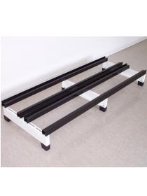 2 Row Rack for OPzV 48V – 2700 x 580
