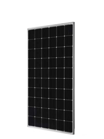 JA Solar 325W Mono Percium LW Silver Frame with MC4