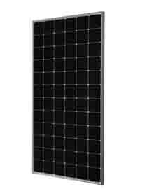 JA Solar 370W Mono Percium 5BB Silver Frame