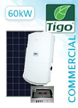 JA Solar TIGO 330W / Solis 60kWp Package